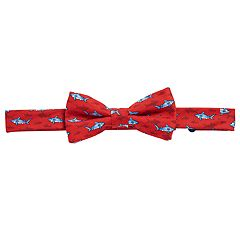 Boys 4-20 Wembley Shark Bow Tie