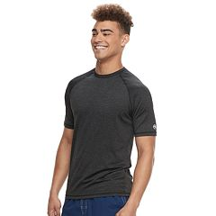 Men's Ocean Current Raglan Performance Swim Tee