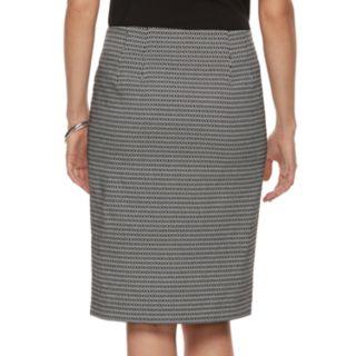 Women's ELLE? Pull-On Pencil Skirt