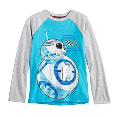 Boys 4-8 Star Wars a Collection for Kohl's BB-8 Raglan Tee