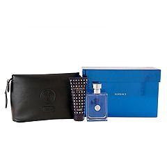 Versace Pour Homme Men's Cologne Gift Set