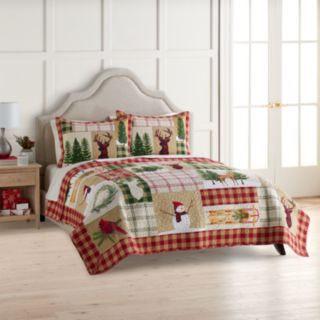 St. Nicholas Square® Holiday Quilt or Sham