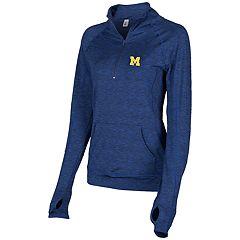 Women's Michigan Wolverines Touchdown Pullover