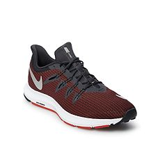 wholesale dealer c0f6d 177ce Nike Quest Men s Running Shoe. Oil Gray Red Black Anthracite ...
