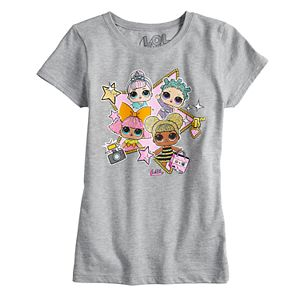 f687433a1049 Girls 7-16 L.O.L. Surprise! Dolls Graphic Tee