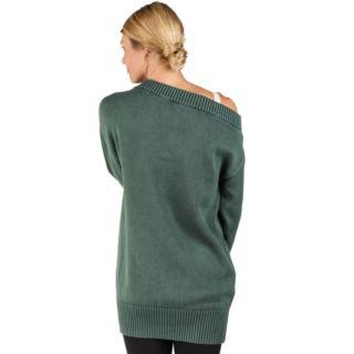 Women's Soybu Merriment Off-Shoulder Sweater