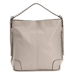 Mellow World Darcy Studded & Whipstitch Hobo