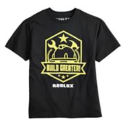 Boys 8-20 Roblox Builderman Tee