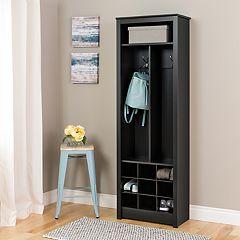 Prepac Entryway & Shoe Storage Cabinet