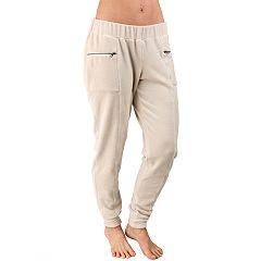 Women's Soybu Luster Mid-Rise Jogger Sweatpants