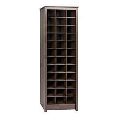 Prepac Tall Shoe Storage Cabinet