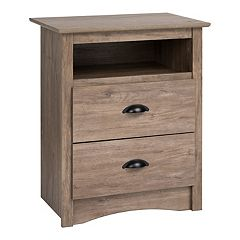 Prepac Salt Spring Tall Nightstand