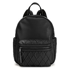 Mellow World Megan Quilted Backpack