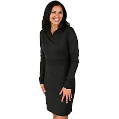 Women's Soybu Glissade Long Sleeve Dress