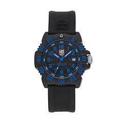 Luminox Men's Navy SEAL Swiss Quartz Dive Watch - 3053LUM