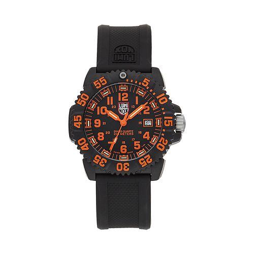 Luminox Men's Navy SEAL Swiss Quartz Dive Watch - 3059LUM
