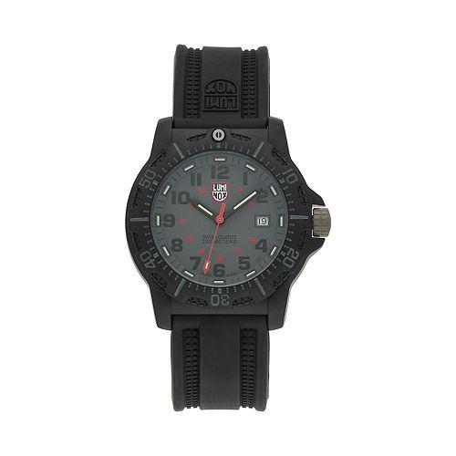 Luminox Men's Navy SEAL Swiss Quartz Dive Watch - 8802LUM
