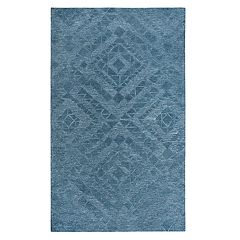 Rizzy Home Fifth Avenue Casual Diamond Geometric Rug