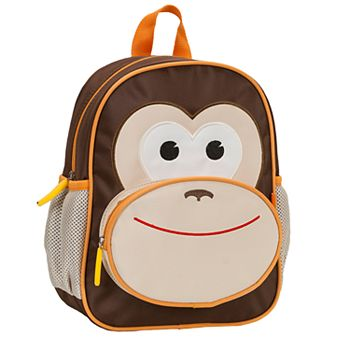 Rockland Jr. Monkey My First Backpack