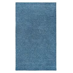 Rizzy Home Fifth Avenue Casual Damask Floral Rug