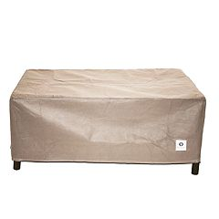 Duck Covers Elite 56-in. Rectangle Outdoor Fire Pit Cover