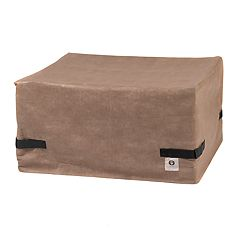 Duck Covers Elite 32-in. Square Outdoor Fire Pit Cover