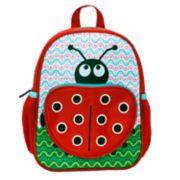 Rockland Jr. Ladybug My First Backpack