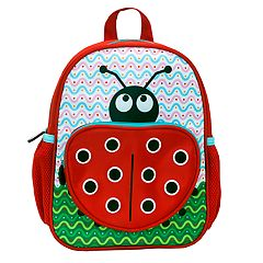 Rockland Jr. Ladybug My First Backpack