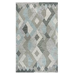 Rizzy Home Idyllic Contemporary Geometric Rug