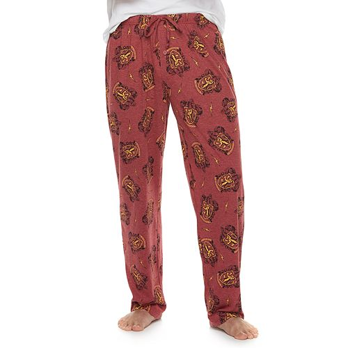 Harry Potter Mens Harry Potter Lounge Pants