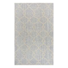 Rizzy Home Opulent Transitional Geometric Rug