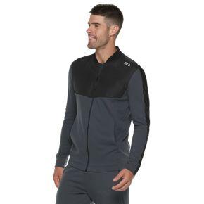 Men's FILA SPORT Varsity Full-Zip Jacket