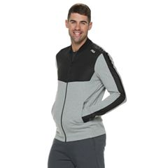 Men's FILA SPORT Varsity Full-Zip Jacket