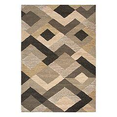 Rizzy Home Arden Loft Sandhurst Transitional I Geometric Rug