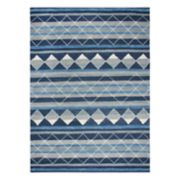 Rizzy Home Arden Loft Sandhurst Transitional Striped Rug