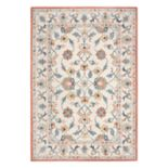 Rizzy Home Arden Loft Sandhurst Traditional Classic Floral Rug