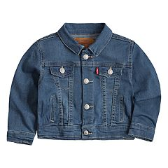 Baby Boy Levi's Soft Trucker Denim Jacket