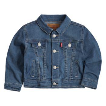 Baby Boy Levi's Soft Trucker Denim Jacket