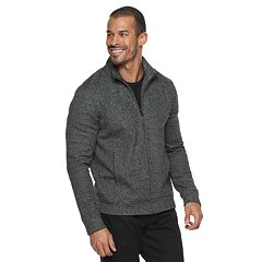 Men's Marc Anthony Slim-Fit Full-Zip Mockneck Jacket