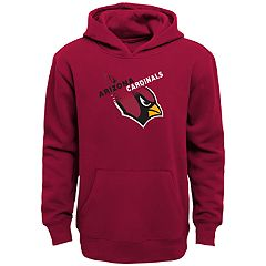 Boys 4-18 Arizona Cardinals Flux Hoodie