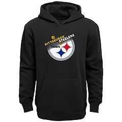 Boys 4-18 Pittsburgh Steelers Flux Hoodie