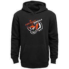 Boys 4-18 Cincinnati Bengals Flux Hoodie