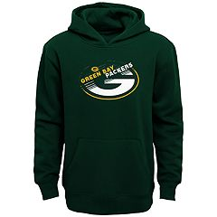 Boys 4-18 Green Bay Packers Flux Hoodie