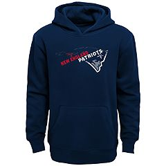 Boys 4-18 New England Patriots Flux Hoodie