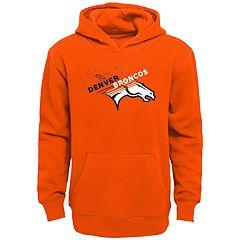 Boys 4-18 Denver Broncos Flux Hoodie