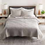 Croft & Barrow® Anna Quilt or Sham