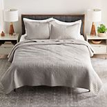 Croft & Barrow® Solid Quilt or Sham