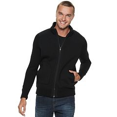 Men's Marc Anthony Slim-Fit Scuba Sweater Jacket