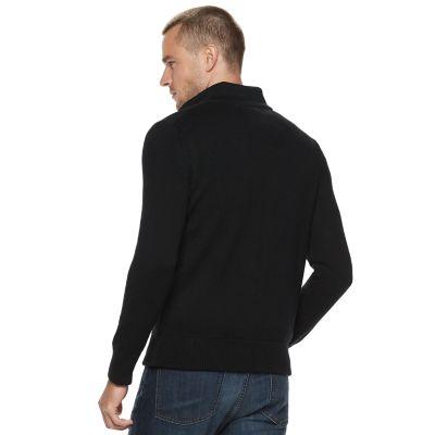 Men's Marc Anthony Slim-Fit Scuba Sweater Jacket