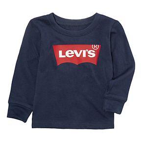 Baby Boy Levi's® Logo Graphic Tee